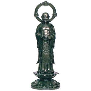 持地地蔵菩薩像