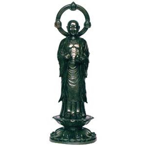 陀羅尼地蔵菩薩像