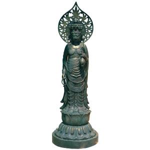 十一面観音菩薩像