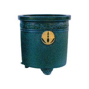 寸胴型天水鉢
