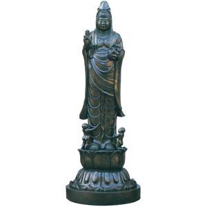 慈母観音菩薩像