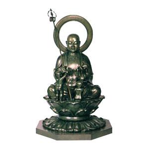 水子地蔵菩薩座像