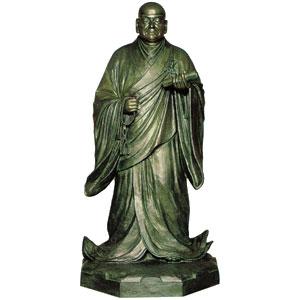 日蓮聖人 説法のお姿
