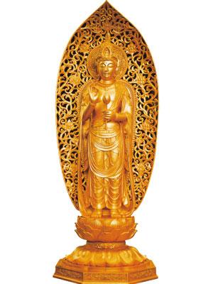 特製聖観音菩薩像