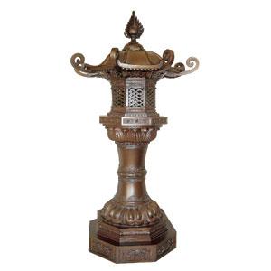 特製比叡山大講堂型燈籠